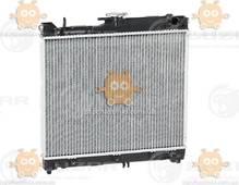 Радиатор охлаждения Suzuki Jimny II (от 1998г) MT (пр-во Luzar Россия) ЗЕ 21766