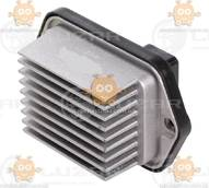 Резистор электровентилятора отопителя Mazda 6 (GG) (от 2002г), CX-7 (от 2007г) (пр-во Luzar Россия) ЗЕ 20801