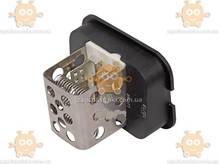 Резистор электровентилятора отопителя Opel Astra H (от 2004г) (пр-во Luzar Россия) ЗЕ 20838