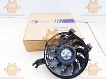 Электровентилятор кондиционера с кожухом Toyota Land Cruiser Prado (от 2002г) (пр-во Luzar Россия) ЗЕ 00004221