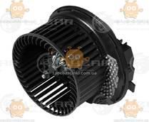 Электровентилятор отопителя SKODA OCTAVIA A5 (от 2004г), VW GOLF V (от 2003г) (AUTO A, C) (Luzar) ЗЕ 58940