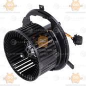Электровентилятор отопителя без резистора Skoda Octavia A5, VW Golf V (auto A C) (пр-во Luzar Россия) ЗЕ 25457