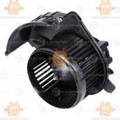 Электровентилятор отопителя Renault Kangoo II (от 2008г), Master III (от 2010г) (пр-во Luzar Россия) ЗЕ 25456