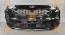 Бампер Kia Sportage GT Line 1.6 D передний в сборе оригинал б/у АГ 71909 ПРЕДОПЛАТА