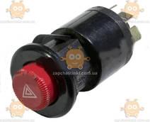 Кнопка аварийной сигнализации (6 контактов) ГАЗЕЛЬ, ВАЗ 2101 - 2107 (пр-во Россия) ПД 2858