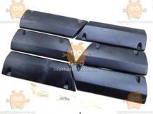 Арки широкие УАЗ 469, 3153, ХАНТЕР (накладки на двери 6шт единиц) (пр-во Россия)